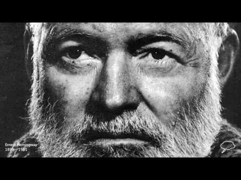experiences of war affected ernest hemingways writing styles Ernest hemingway, in full ernest  the writing of books occupied hemingway for most of the postwar years  scarred by their wartime experiences war was for .