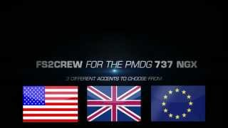 FS2Crew: FSX Flight Crew Sim YouTube video