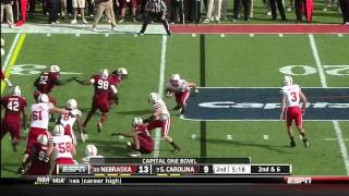 Antonio Allen vs Nebraska