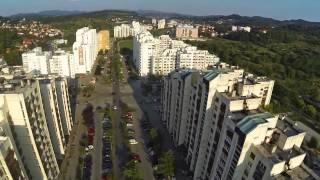 مدينة توزلا في البوسنة والهرسك