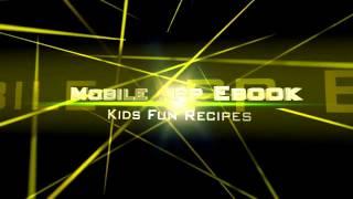 Kids Fun Recipes YouTube video