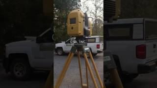 Technology- TopCon GLS 3 Dimensional Scanner