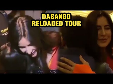Katrina Kaif CUTE MOMENT With Kids In Atlanta, Dab