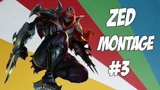 Những pha highight biến ảo của Zed trong tay cao thủ