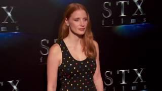 STX Films CINEMACON PRESENTATION @CinemaCon B-Roll Footage  Jessica Chastain  Mark Wahlberg