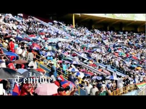 Video - LA TEMIBLE - DEMOSTRANDO QUE COCHABAMBA ES DEL SANTO!!! - La Temible - San José - Bolívia