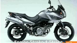 6. 2007 Suzuki V-Strom 650 ABS Walkaround, Details