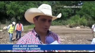 CRECIENTE VOLVIÓ A BLOQUEAR EL PASO