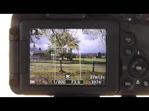 Coolpix P610 Tutorial