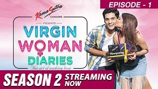 Video Virgin Woman Diaries – Ep 01 | Web Series | Kabir Sadanand | FrogsLehren | HD MP3, 3GP, MP4, WEBM, AVI, FLV November 2017