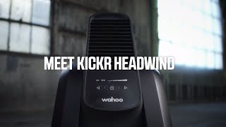 Wahoo Kickr Headwind - Smart Fläkt