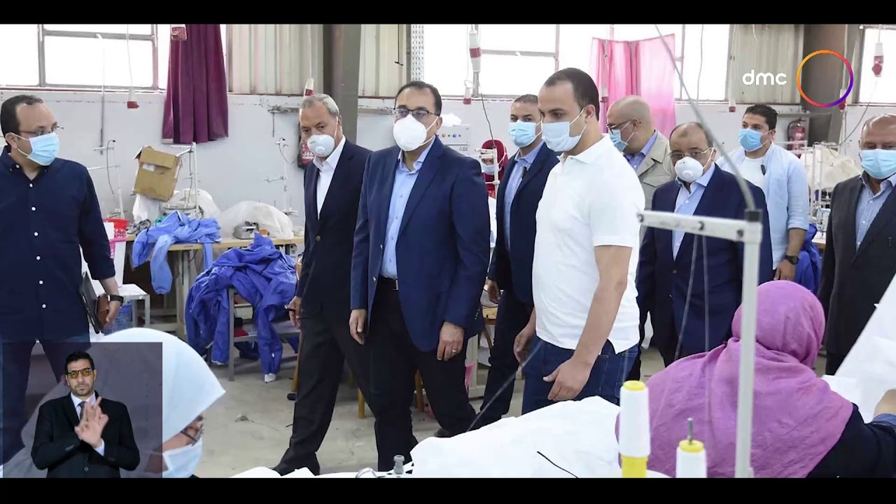 نشرة ضد كورونا - رئيس الوزراء يتابع تطورات مستشفى كفر شكر المركزي بالقليوبية