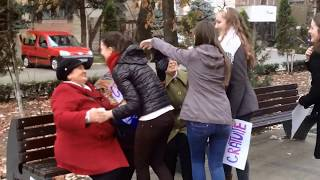 Botosani Romania  city photo : Free Hugs/Imbratisari Gratuite Botosani Romania