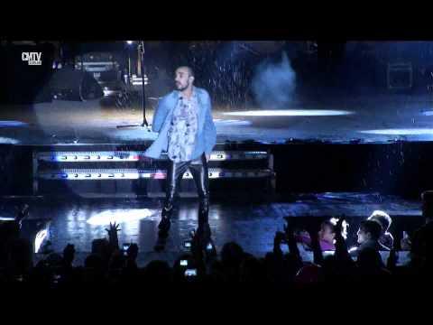 Abel Pintos video Cuántas veces - San Juan - Marzo 2015