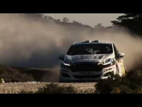 Vídeo resumen Drive DMACK Fiesta Trophy WRC Rallye Portugal 2015
