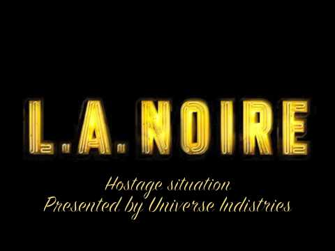 L.A. Noire The Forgotten Soundtrack Hostage situation