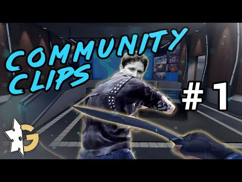 Funny clips - Critical Ops: Community Clips #1 (Funny)
