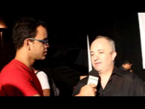 Grupo percussão da Fundação Carlos Gomes no Waldemar Henrique