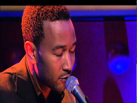 John Legend – All Of Me (Live at De Wereld Draait Door)