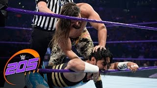 Nonton Mustafa Ali Vs  The Brian Kendrick  Wwe 205 Live  April 11  2017 Film Subtitle Indonesia Streaming Movie Download