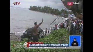 Video Mobil Pasangan Selingkuh Tercebur Laut, Istri Sah Dukung Polisi Tahan Suaminya - BIS 19/01 MP3, 3GP, MP4, WEBM, AVI, FLV Mei 2018