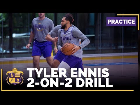 Video: Tyler Ennis Puts In That Extra Work After Practice