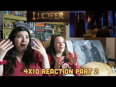 LUCIFER 4X10 REACTION PART 2