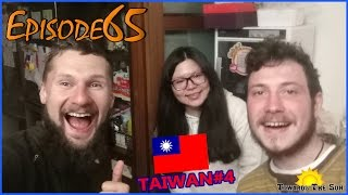 The best host ever. We learn how to ride #segway (#GyroScooter). Hualien (TAIWAN). Towards The Sun by hitchhiking trip. Episode 65 Самый лучший хост. Учимся ...