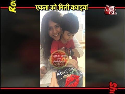Ekta Kapoor's SPECIAL BIRTHDAY CELEBRATION