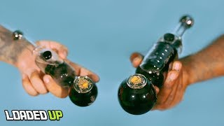 Freeze Pipe VS Freeze Pipe XL | Loaded Up by Loaded Up