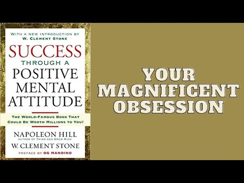 your magnificent obsession - napoleon Hill