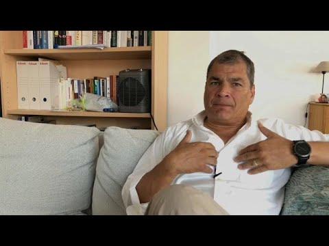 Ο Ραφαέλ Κορέα στο euronews: Πολιτική η εις βάρος μου δίωξη