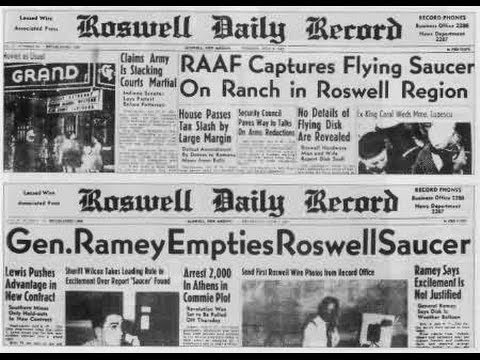 Roswell Alien Interview Revisited ➱ Full Version Including Intro. & Postscript