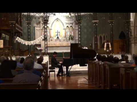 Shaumik Phadke Senior Recital - Ballade Op.47 No.3 by F. Chopin