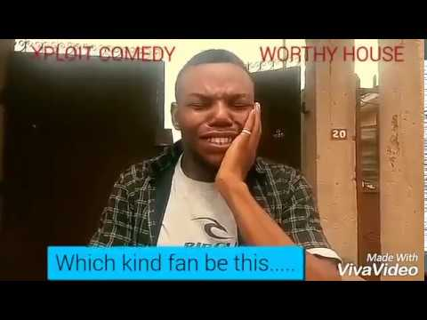 The Crazy Fan (xploit Comedy)