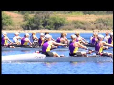 Women's Crew Earns 2010 National Title - CBS Highlight Show