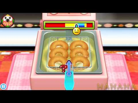 How To Make Doughnut Learn To Cook With Cooking MaMa Cartoon For Kids Children Toddlers Ba