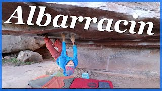 Albarracin Bouldering - First Impressions - Nomads on the Road Episode 2 by The Climbing Nomads