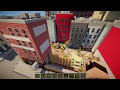 Minecraft Mapas: Nova York 1940
