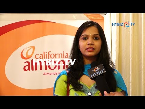 , Almonds Health Benefits by Harini, Nutritionist