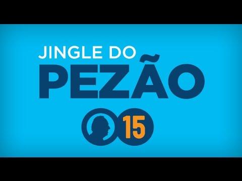 Jingle - Jingle do Pezão | Pezão 15 O nome dele é Luiz Mas pode chamar de Pezão Um passo a frente seguro O Rio no coração Se a gente quer o futuro Do jeito que sempre...