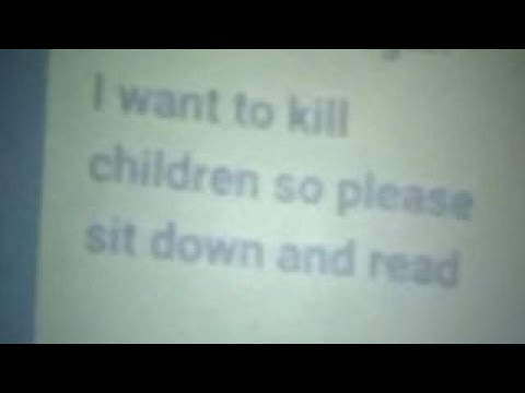 'I want to kill children' message lands teacher in hot water
