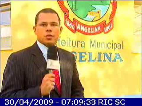 eleições municipais 2008 em Angelina - Cassação