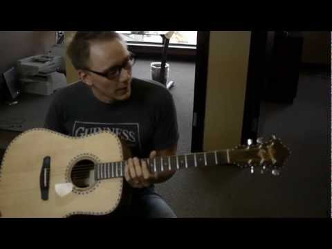 Ben Reynolds - Duncan Africa Acoustic Guitar Demo