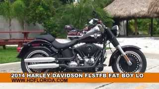 5. New 2014 Harley Davidson Fatboy Lo Motorcycles for sale
