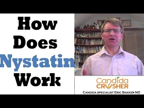 How Does Nystatin Work?