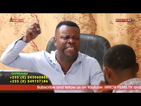 NANA YEBOAH IS NOW A JUDGE (Watch How He Deals with Slay queens) HOT CASE 6