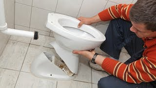 Video How To Install a Toilet MP3, 3GP, MP4, WEBM, AVI, FLV Juni 2018