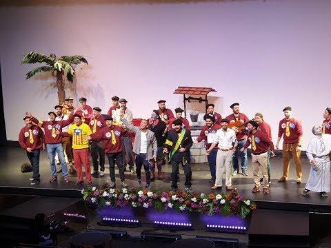 XX Pregón de Carnaval Isla Cristina 2020 -Los Tikismikis.