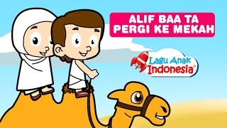 Video Lagu Anak Islami - PergiKe Mekkah -  Lagu Alif Ba Ta - Lagu Anak Indonesia MP3, 3GP, MP4, WEBM, AVI, FLV November 2018